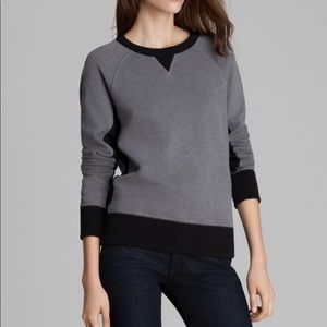 Rag and Bone Basic Raglan French Terry Sweatshirt